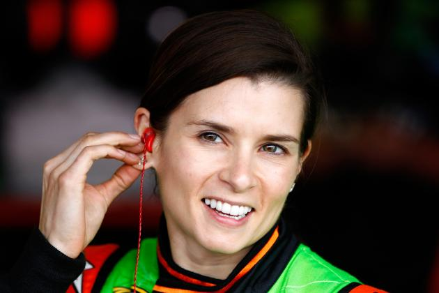 Danica Patrick: Latest News and 2014 Sprint Cup Ranking Ahead of Richmond