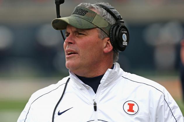 Q&A: Illinois Coach Tim Beckman
