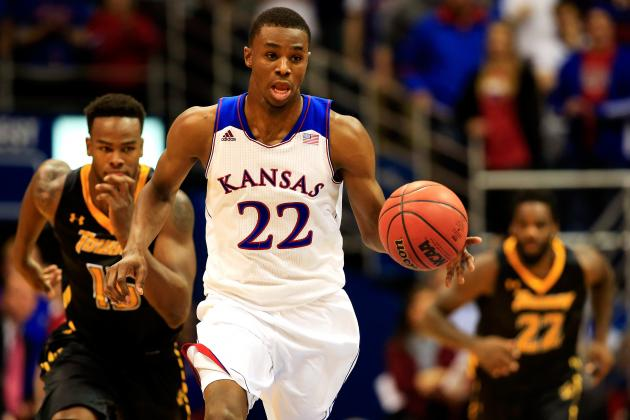 2014 NBA Mock Draft: Projecting How Round 1 Will Unfold