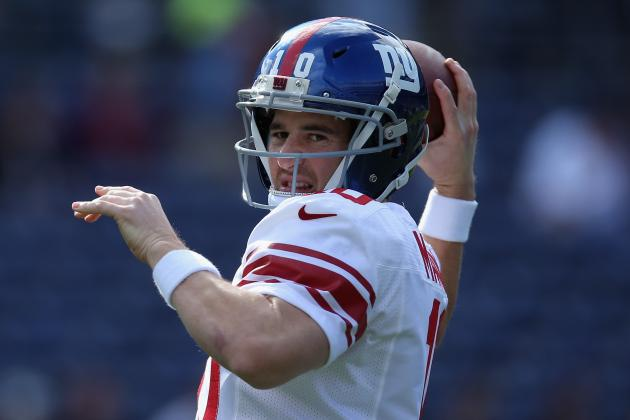 Eli Expects to Be Ready for Camp, Denies Ankle Injury Was Basketball-Related