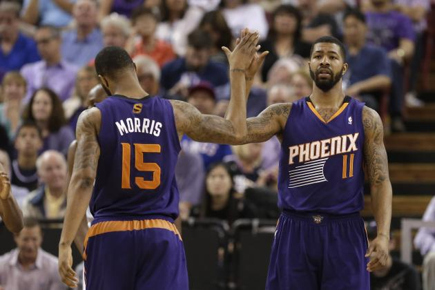 Where Do Phoenix Suns Go from Here After Cinderella Season?