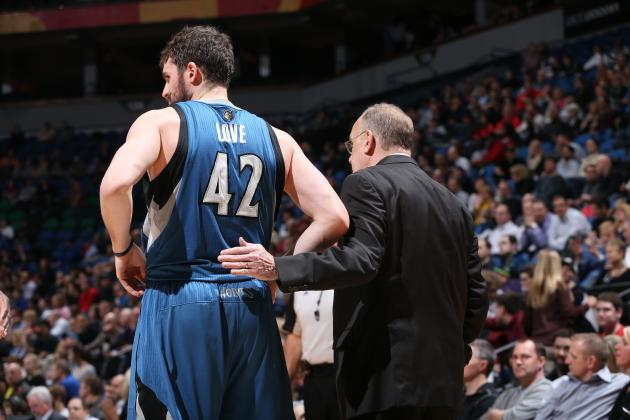 Kevin Love's Free Agency Hangs over Minnesota Timberwolves' Critical Offseason