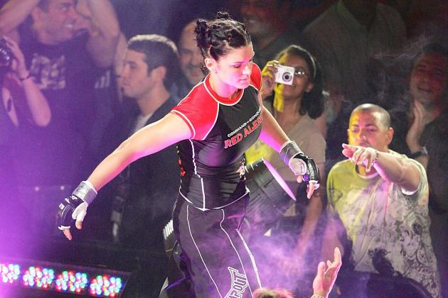 Gina Carano: How Would Women's MMA Pioneer Do in the Sport Today?