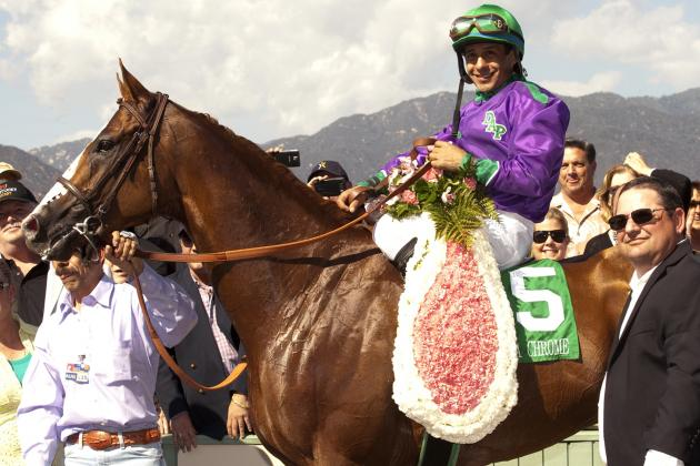 Kentucky Derby 2014 Contenders: California Chrome Top Pick with Field Almost Set