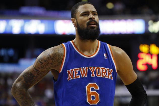 Will New York Knicks Be Forced to Trade Tyson Chandler?