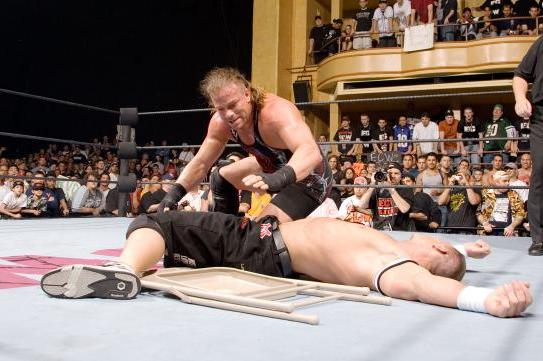 WWE Classic of the Week: Rob Van Dam vs. John Cena at ECW One Night Stand 2006