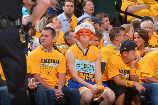 Pacers Fans Can Get Playoff Tickets at Ridiculously Low Prices Ahead of Game 2