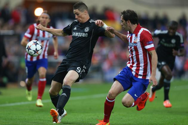 Atletico Madrid vs. Chelsea: Live Player Ratings