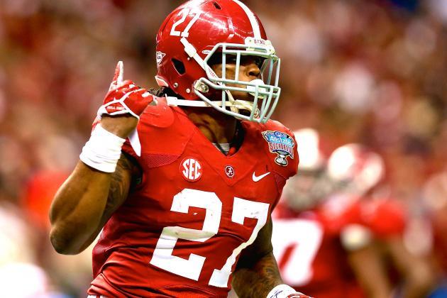 Alabama Football: Derrick Henry Is Crimson Tide's Best Bet at Starting RB
