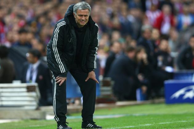 Atletico Madrid vs. Chelsea: Reaction from Diego Simeone and Jose Mourinho
