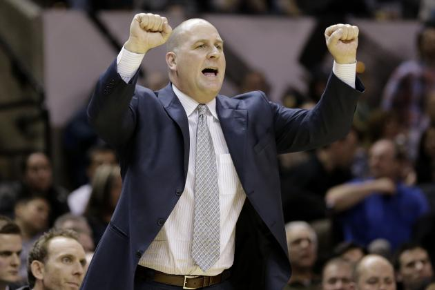 Report: Utah Jazz Eye Jim Boylen, Ettore Messina for Next Head Coach