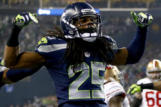 Richard Sherman Deserves to Be Highest-Paid Cornerback in NFL