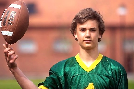 The Unorthodox Journey of Swedish QB Recruit Kevin Dillman