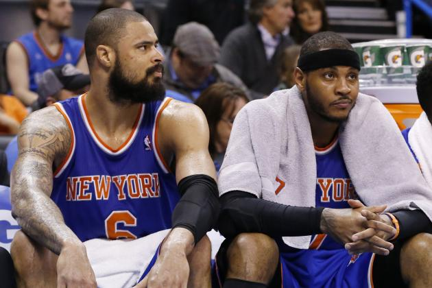 The Biggest Takeaways from NY Knicks' 2013-14 Regular Season