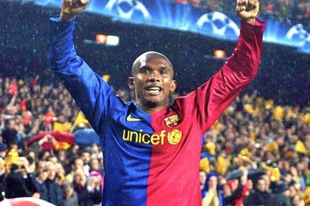 How Different Would Spurs Have Been If Samuel Eto'o Had Signed in His Prime?