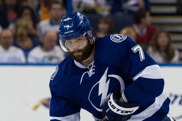 Radko Gudas (Lower Body) to Miss Tonight's Game 4 vs. Canadiens