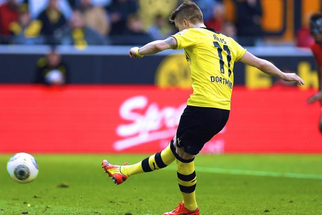 European Team of the Week: Reus Rolls to Top Spot, Sterling Gives Silver Service