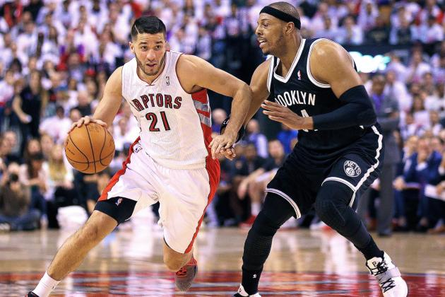Brooklyn Nets vs. Toronto Raptors: Live Score and Analysis for Game 2