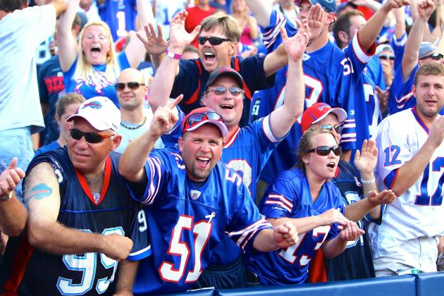 Buffalo Bills Will Pay Up to $3M to Settle Text-Messaging Lawsuit
