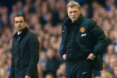 Merseyside Rise of Liverpool and Everton Highlight Moyes' Failings at Man Utd