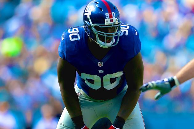 Can Healthy, Lighter Jason Pierre-Paul Carry the Giants in 2014?