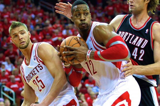 Houston Rockets Need Dominant Dwight Howard to Avoid 1st-Round Upset