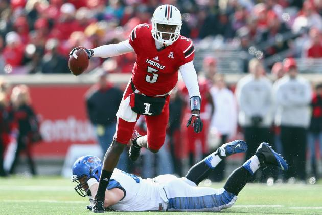 2014 NFL Draft: Latest Rumors on Teddy Bridgewater, Teams Moving Up and More