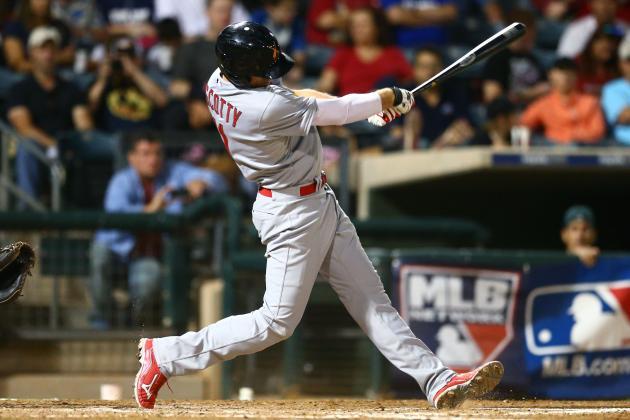 Stephen Piscotty Is More MLB-Ready Prospect Than Oscar Taveras