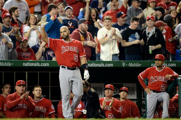 Albert Pujols' 500-Home Run Milestone Cements First-Ballot Hall of Fame Entry