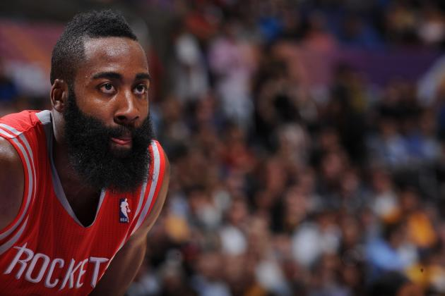 What Houston Rockets Need from James Harden During NBA Playoffs