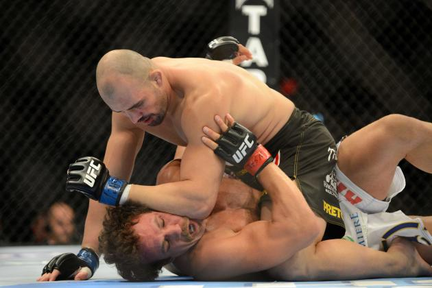 Chuck Liddell Thinks Glover Teixeira Will Finish Jon Jones Early at UFC 172