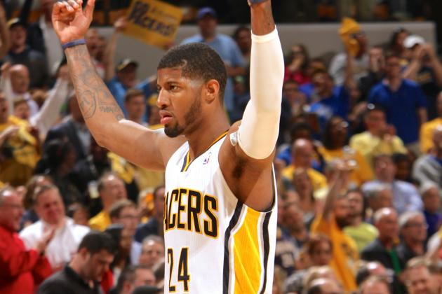 Hawks vs. Pacers: Game 2 Score and Twitter Reaction from 2014 NBA Playoffs