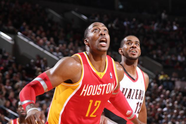 LaMarcus Aldridge Tells Dan Patrick That Dwight Howard's Talent Hasn't Dwindled
