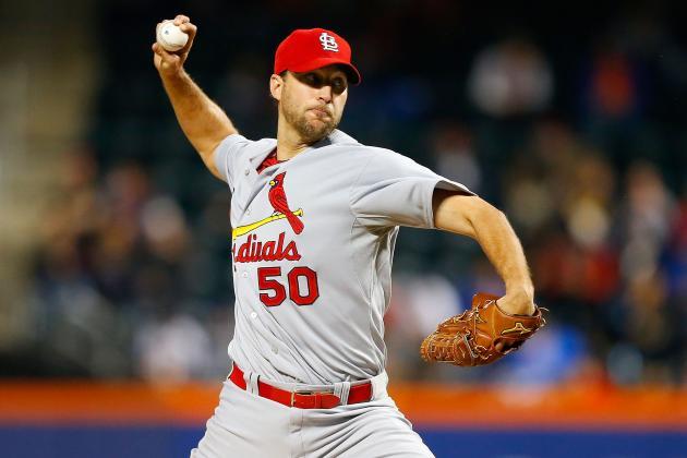 Wainwright Injures Knee, Cardinals Blank Mets 3-0