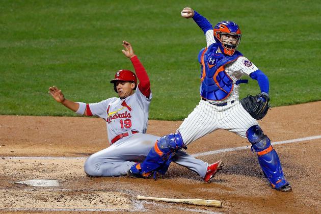Cardinals Get Enough to Beat Mets Behind Wainwright, Win 3-0