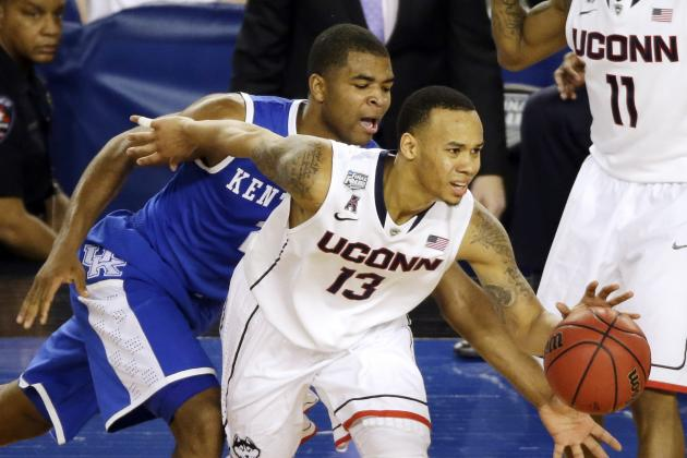 NBA Draft 2014: Breaking Down the Top Point Guards in Class