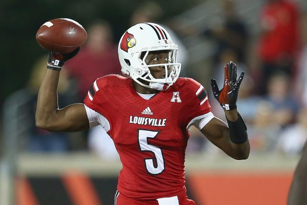 Minnesota Vikings Draft Countdown: Making the Case for Teddy Bridgewater