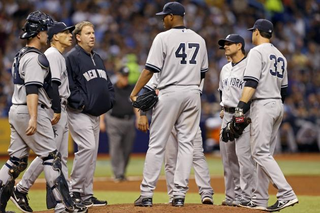 Ivan Nova Latest Pitcher Heading for Surgery, Yankees Struggle Filling Rotation