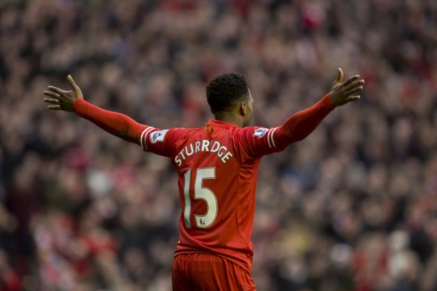PFA Young Player 2014: Why Daniel Sturridge Deserves the Individual Recognition