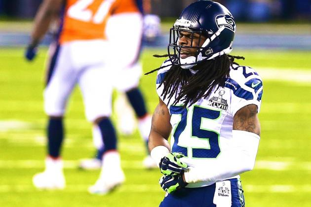 Richard Sherman's Megadeal Will Leave Seahawks with Tough Choices Down the Road