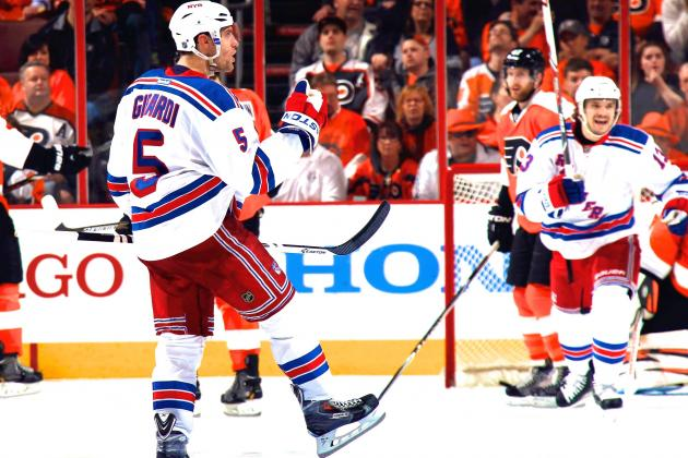 Rangers vs. Flyers: Game 3 Score and Twitter Reaction from 2014 NHL Playoffs