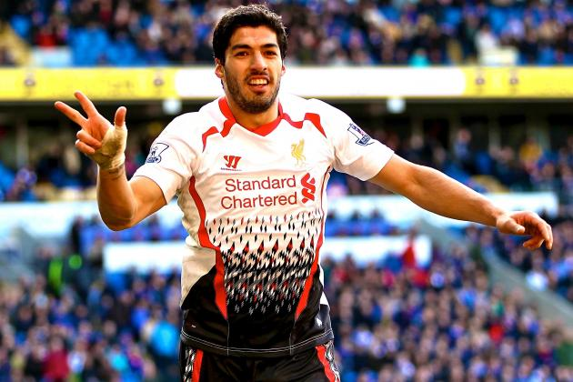 Real Madrid Transfer Rumour Is Futile with Luis Suarez Committed to Liverpool
