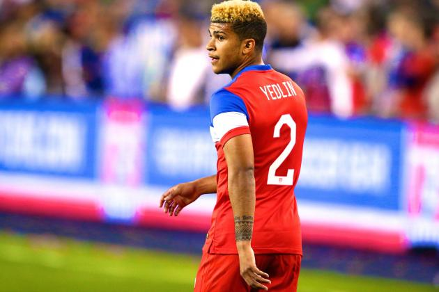 MLS Youngsters Who Could Be Part of 2018 World Cup Cycle for USMNT