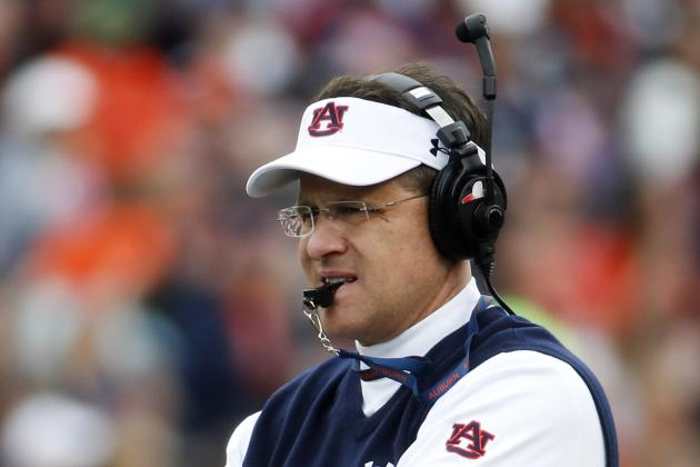Auburn Football: Gus Malzahn's Biggest Concerns Post-Spring Practice