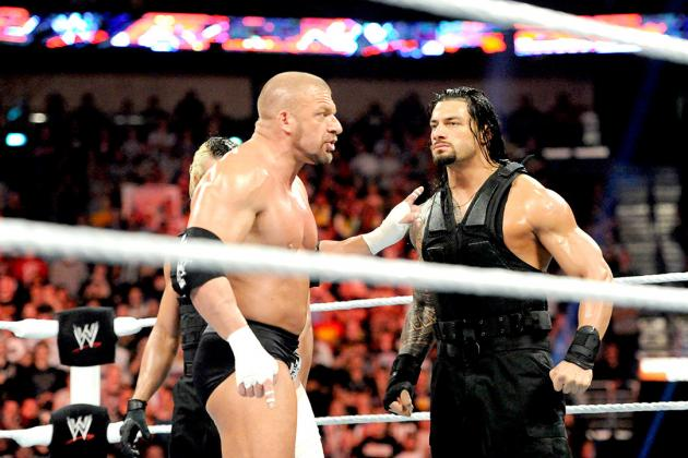 Facing Triple H Would Elevate Roman Reigns as a Singles Star in WWE
