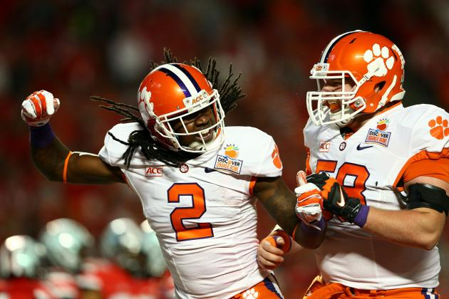 Detroit Lions Draft Countdown: Making the Case for Sammy Watkins