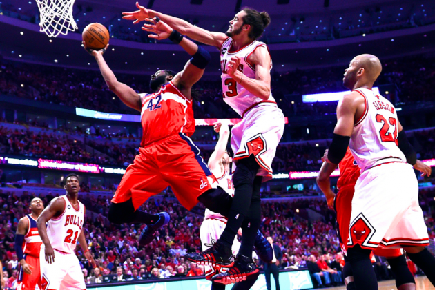 Wizards vs. Bulls Game 2: Live Score, Highlights and Reaction