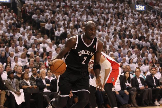 Kevin Garnett Warns Raptors of Repercussions of Masai Ujiri's Colorful Comments