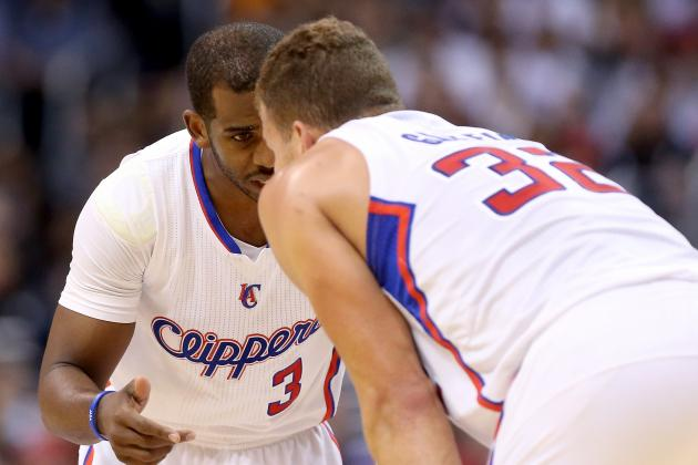 Blake Griffin Says Learning to Play with Chris Paul Took Time and Travel