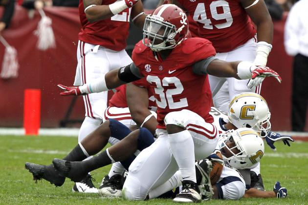 Why Alabama Is Today's Real Linebacker U of College Football